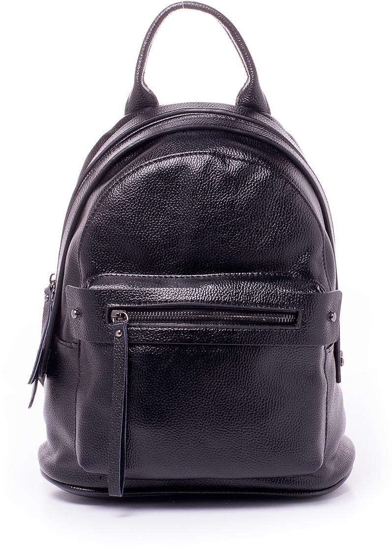 Рюкзак женский Baggini, цвет: черный. 29512/10