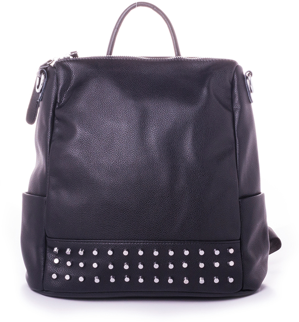 Рюкзак женский Baggini, цвет: черный. 29714/10