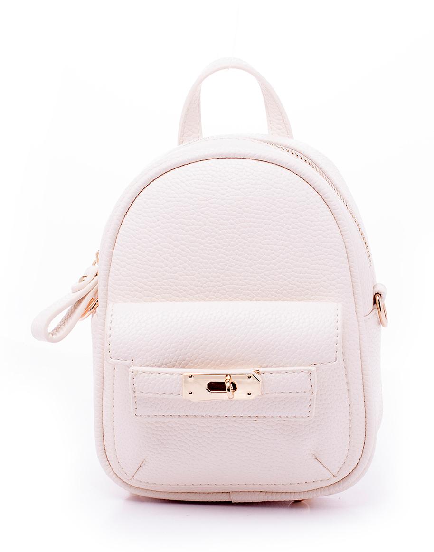 Рюкзак женский Baggini, цвет: бежевый. 29880/31
