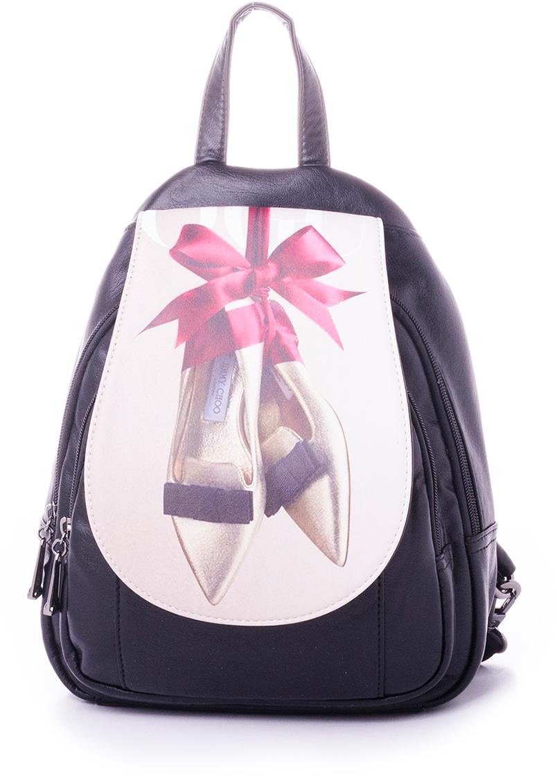 Рюкзак женский Baggini, цвет: бордовый. 29910-2