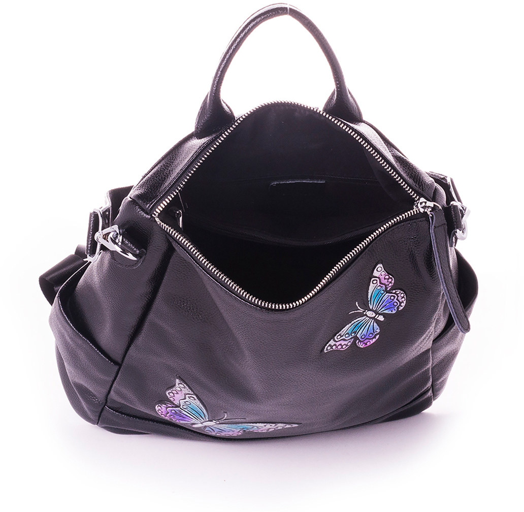 Рюкзак женский Baggini, цвет:  черный.  28183-1/10 Baggini