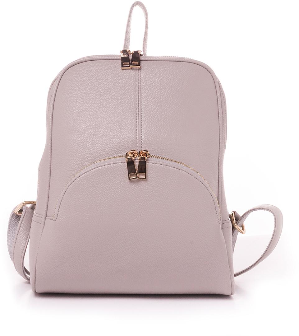 Рюкзак женский Baggini, цвет: серый. 29836-3/18