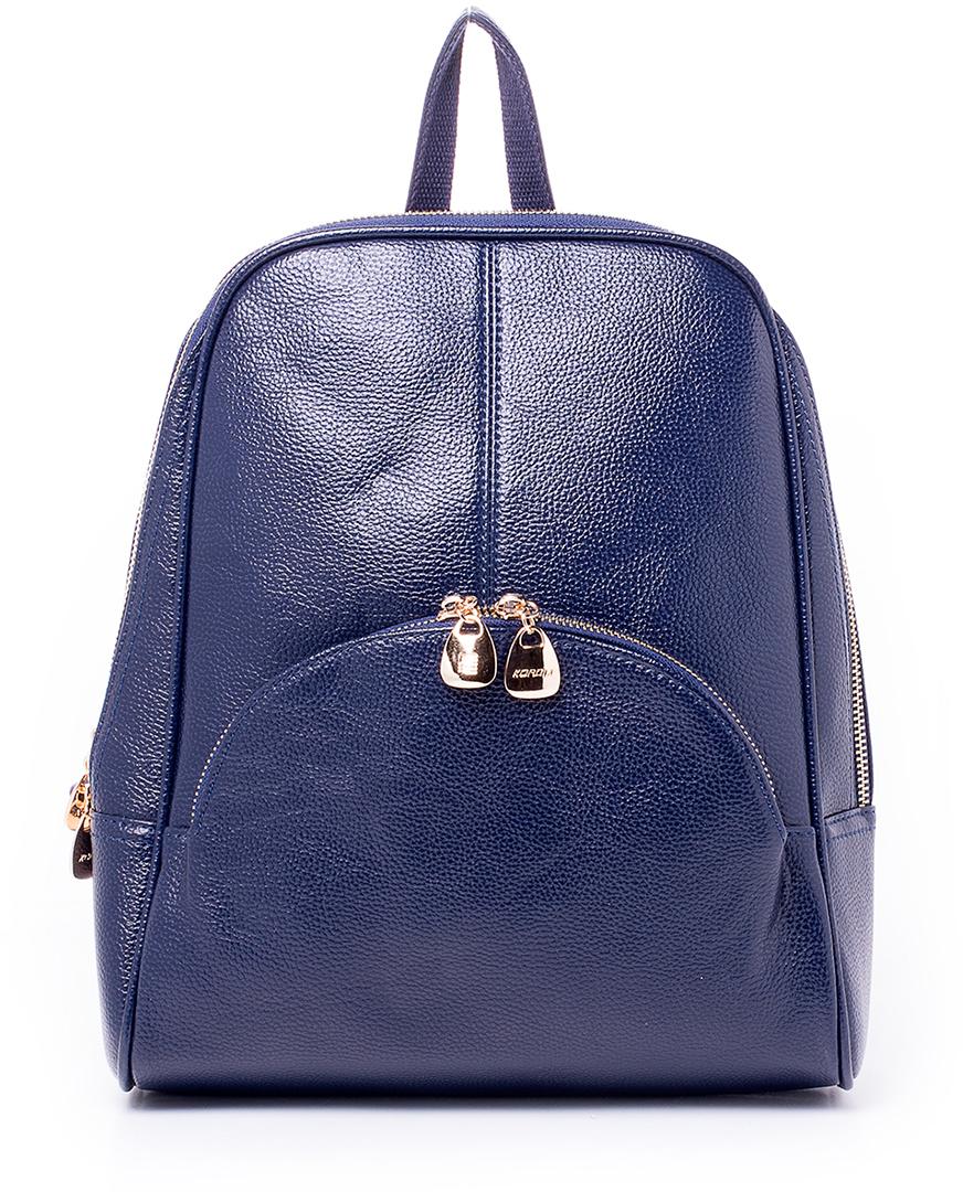 Рюкзак женский Baggini, цвет: синий. 29836-3/43