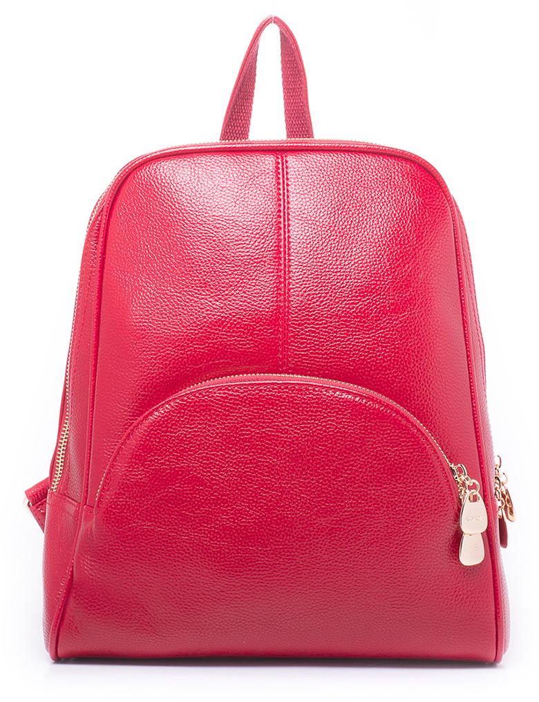 Рюкзак женский Baggini, цвет: красный. 29836-3/69 пике женский ml2570 02 красный