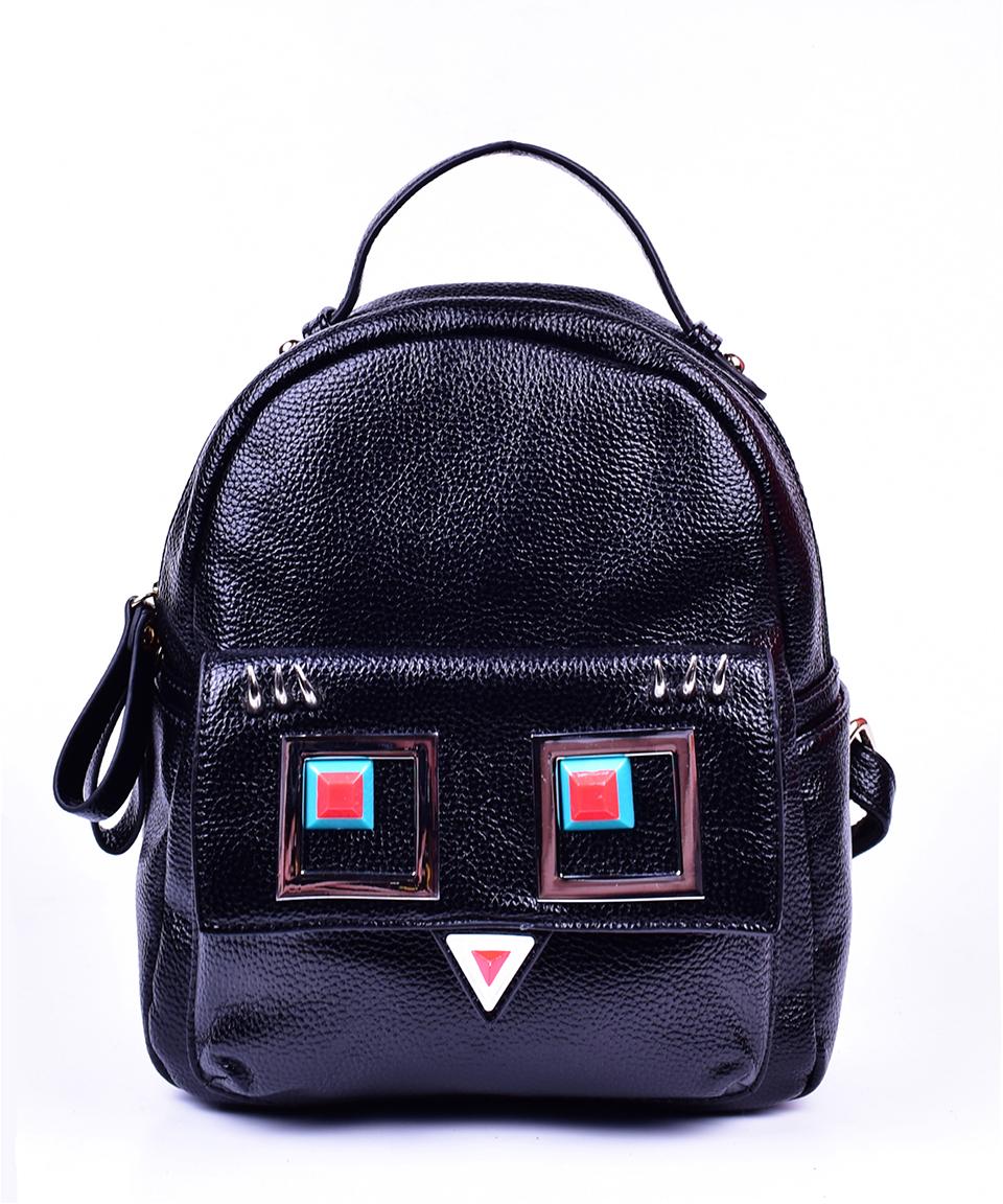 Рюкзак женский Baggini, цвет: черный. 29836-5/99
