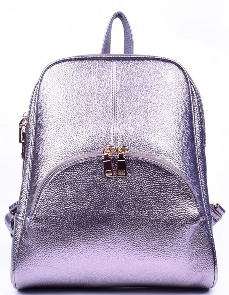 Рюкзак женский Baggini, цвет: бронза. 29836-3/73