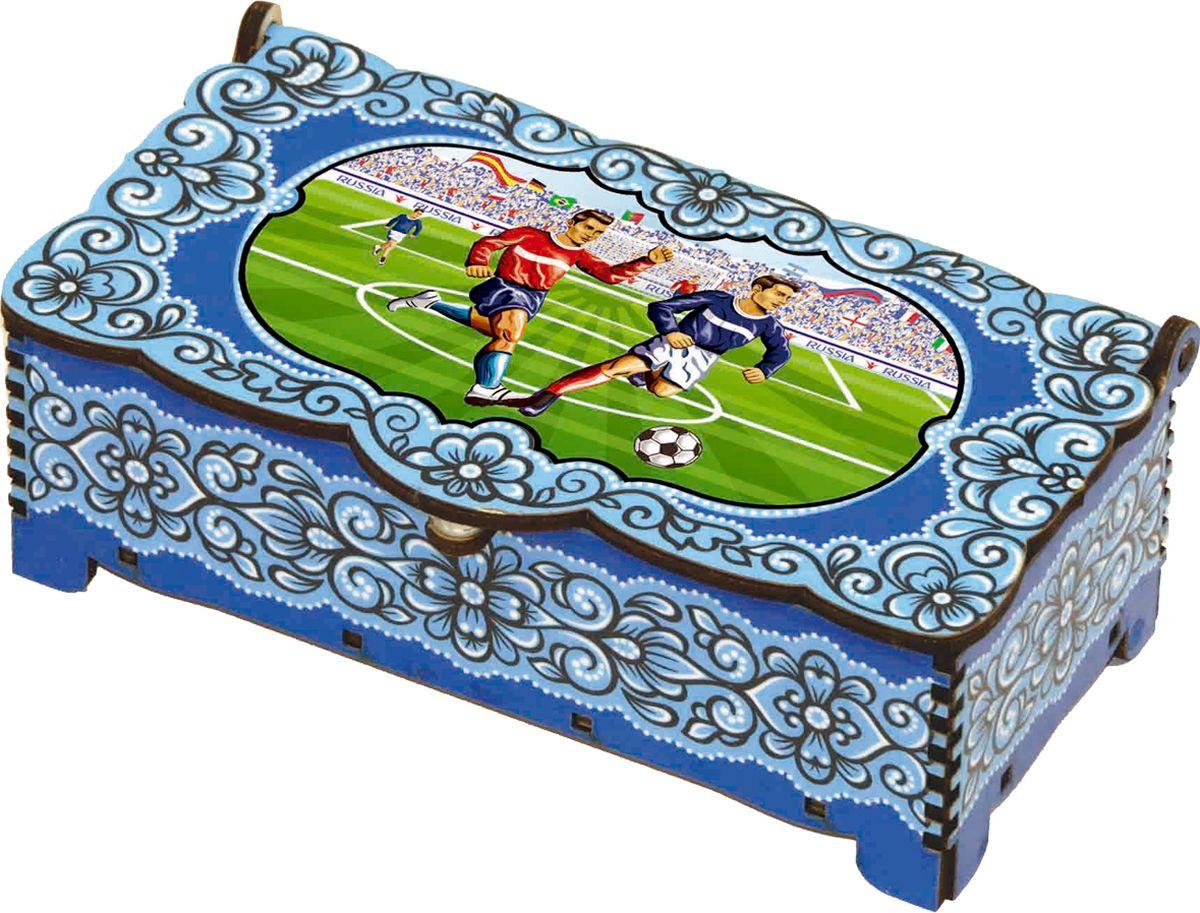 Кремлина Футбол кремлинка вишенка конфеты, 150 г озерский сувенир вишня владимировна в шоколадной глазури конфеты 200 г