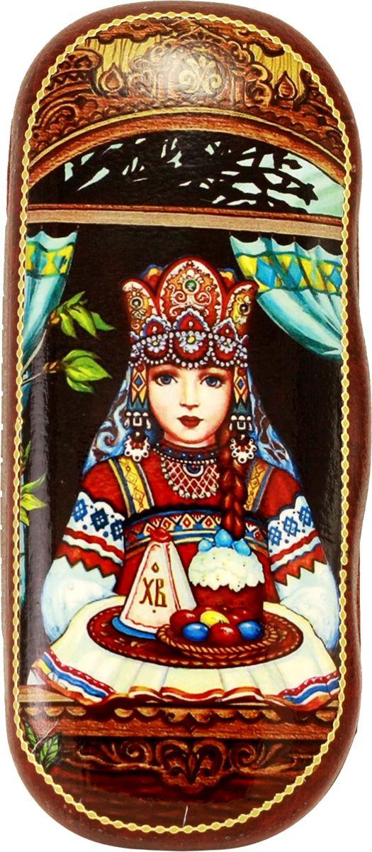 все цены на Кремлина Пасха вишня в шоколадной глазури конфеты в футляре для очков, 40 г онлайн