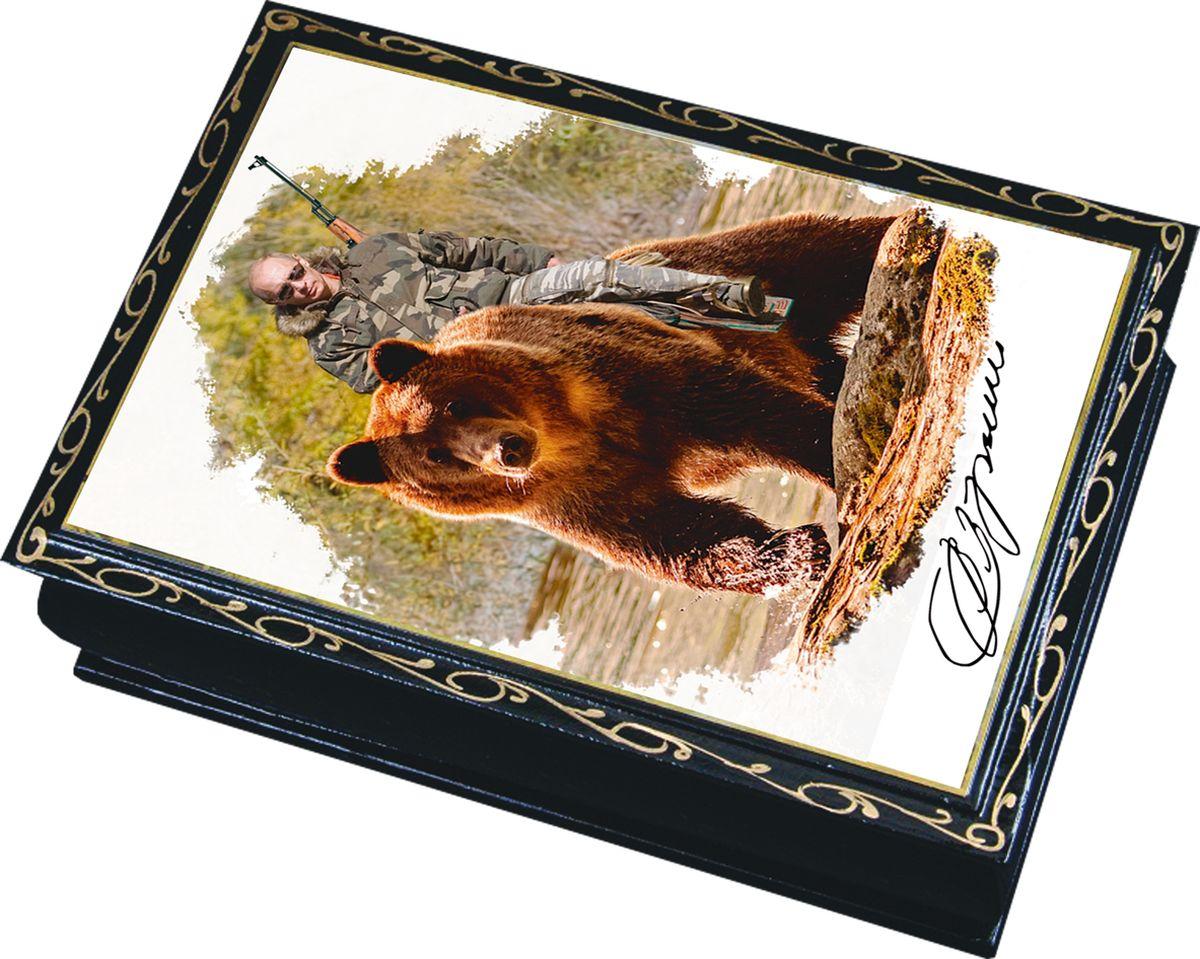 Кремлина Путин В. В. чернослив шоколадный с миндалем конфеты, 150 г чернослив отборный медведь любимый 580мл