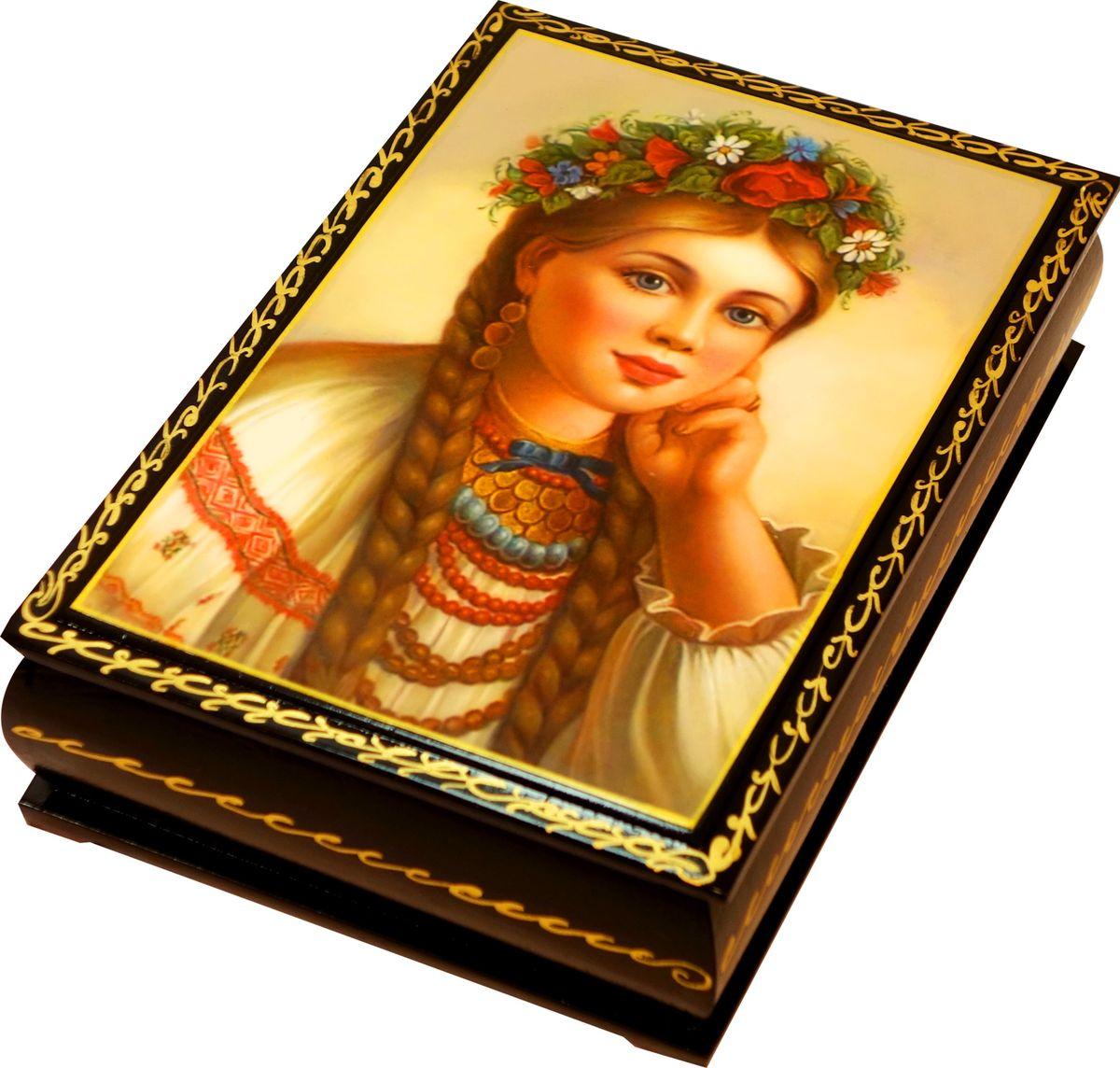 Кремлина Девушка в венке чернослив шоколадный с грецким орехом конфеты, 150 г4607039270266_девушка в венкеПодарочная серия конфет в шкатулке лаковая миниатюра с конфетами. Чернослив шоколадный с грецким орехом.