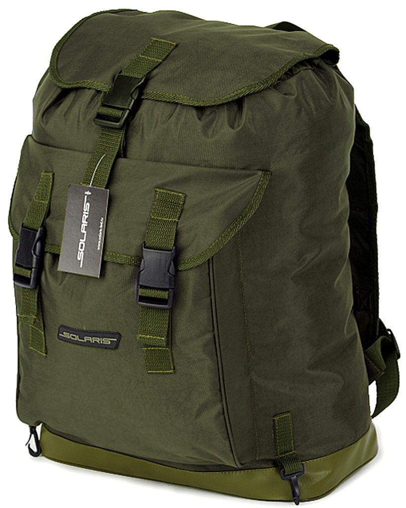 Рюкзак туристический Solaris, цвет: серый, хаки, 40 л рюкзак туристический пиксель цвет хаки 29 л 1007726