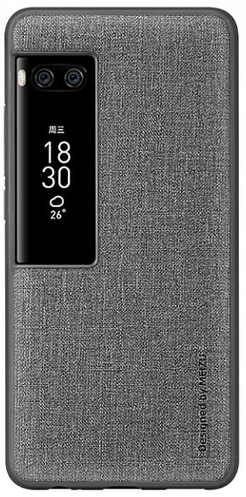 цена Meizu BackCover чехол для PRO7+, Black