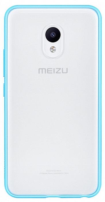 Meizu TPU чехол для М5s, Blue6937520019646Чехол закрывает всю заднюю и боковые стенки телефона, при этом оставляя открытыми все необходимые входы и кнопки телефона, что обеспечивает максимальную защиту, оставляя открытым только дисплей.;Чехол закрывает всю заднюю и боковые стенки телефона, при этом оставляя открытыми все необходимые входы и кнопки телефона, что обеспечивает максимальную защиту, оставляя открытым только дисплей.Боковые стороны чехла немного возвышаются над уровнем экрана, благодаря чему даже при положении телефона экраном вниз, он не касается поверхности, а значит и при падении экраном вниз удар на себя примут выступающие бортики чехла, а не экран!