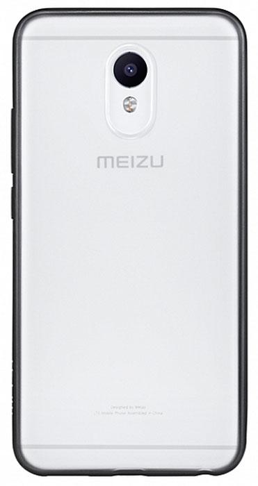 Meizu TPU чехол для М5s, Black6937520019653Чехол закрывает всю заднюю и боковые стенки телефона, при этом оставляя открытыми все необходимые входы и кнопки телефона, что обеспечивает максимальную защиту, оставляя открытым только дисплей.;Чехол закрывает всю заднюю и боковые стенки телефона, при этом оставляя открытыми все необходимые входы и кнопки телефона, что обеспечивает максимальную защиту, оставляя открытым только дисплей.Боковые стороны чехла немного возвышаются над уровнем экрана, благодаря чему даже при положении телефона экраном вниз, он не касается поверхности, а значит и при падении экраном вниз удар на себя примут выступающие бортики чехла, а не экран!
