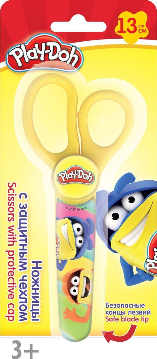 Play-Doh Ножницы цвет желтый 13 смPDEB-US2-SC131Q-BL1Ножницы 13 см, 1 шт. В пластиковом чехле. Гравировка логотипа на лезвиях. Упаковка - блистер с европодвесом. Размер 18,5 х 8 х 1,5 см. ВНИМАНИЕ: не подходит для детей младше 3 лет!