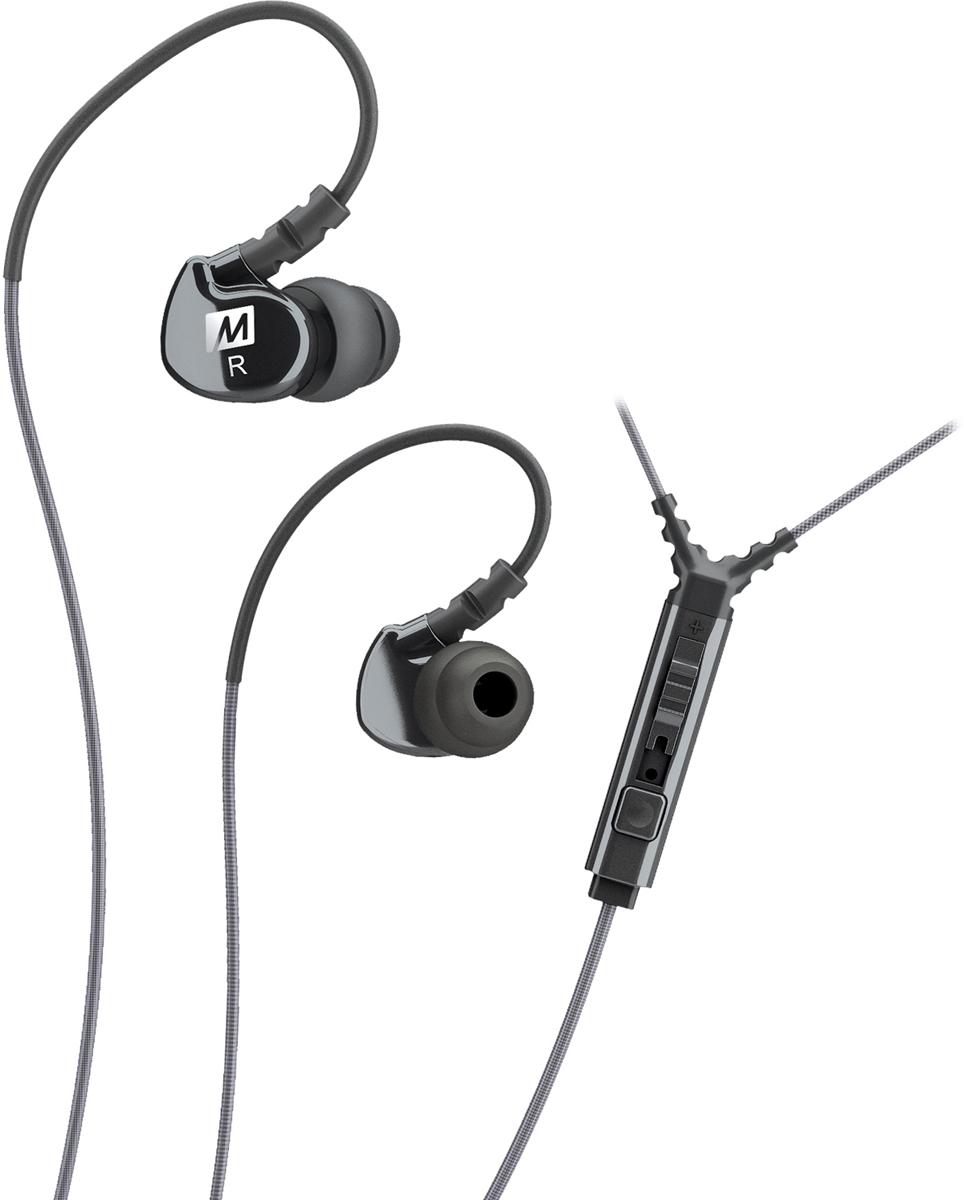 MEE audio M6P, Black наушники
