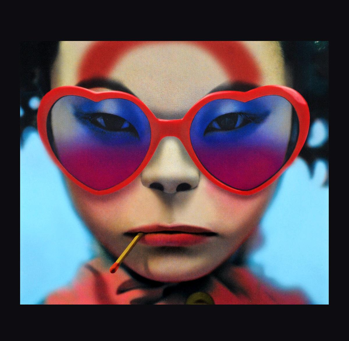 Gorillaz,Vince Staples,Певен Эверетт,Popcaan,De La Soul,Грейс Джонс,Энтони Хэмилтон,Мэвис Стейплз,Jamie Principle,Benjamin Clementine Gorillaz. Humanz. Deluxe Edition (2 LP) gorillaz – humanz cd