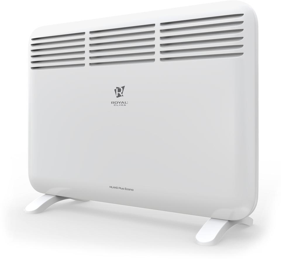 Royal Clima REC-MPE1000M Milano Plus Econo электрический конвектор конвектор royal clima rec mp1500m milano plus