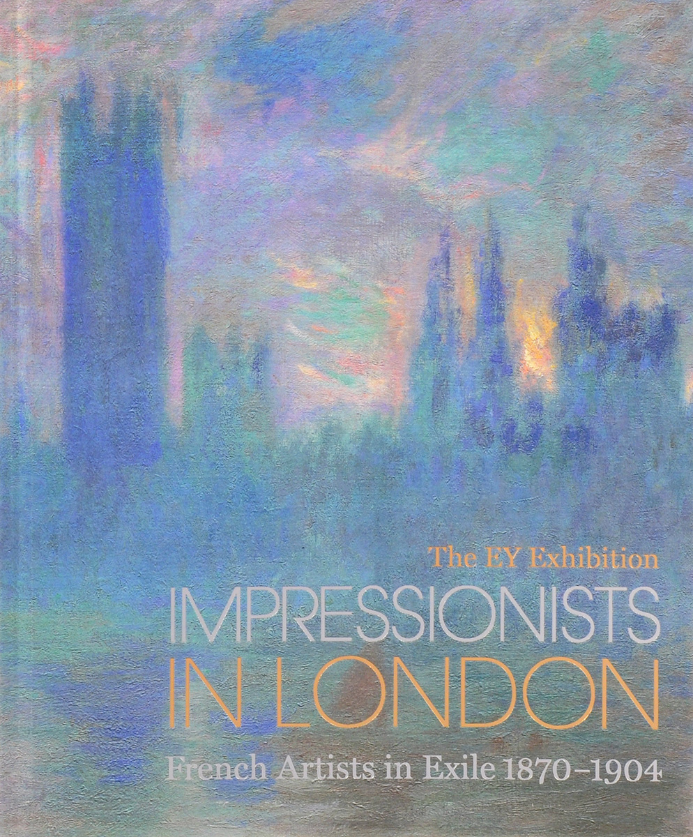 The Ey Exhibition: Impressionists in London: French Artists in Exile 1870-1904 cd various artists the legacy of electronic funk