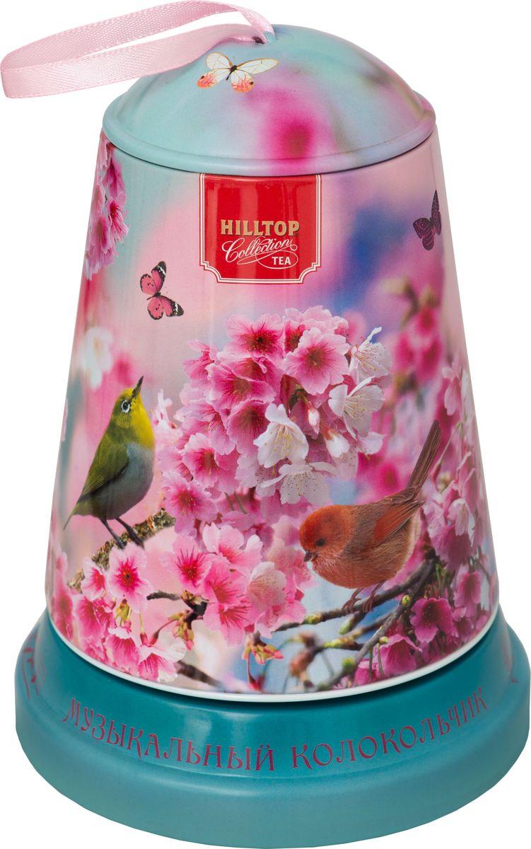 Hilltop Цветы и птицы чай листовой королевское золото, 100 г батут optifit sun like 16ft 4 88 м