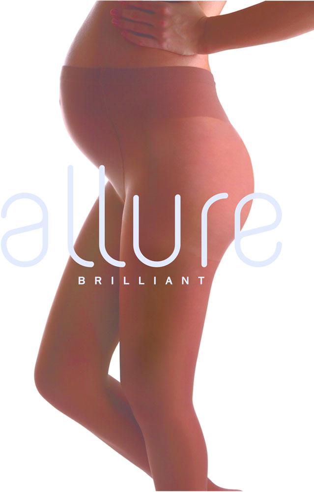 Колготки Allure Baby 20, цвет: Nero (черный). Размер 4 колготки allure allure mp002xw134cf