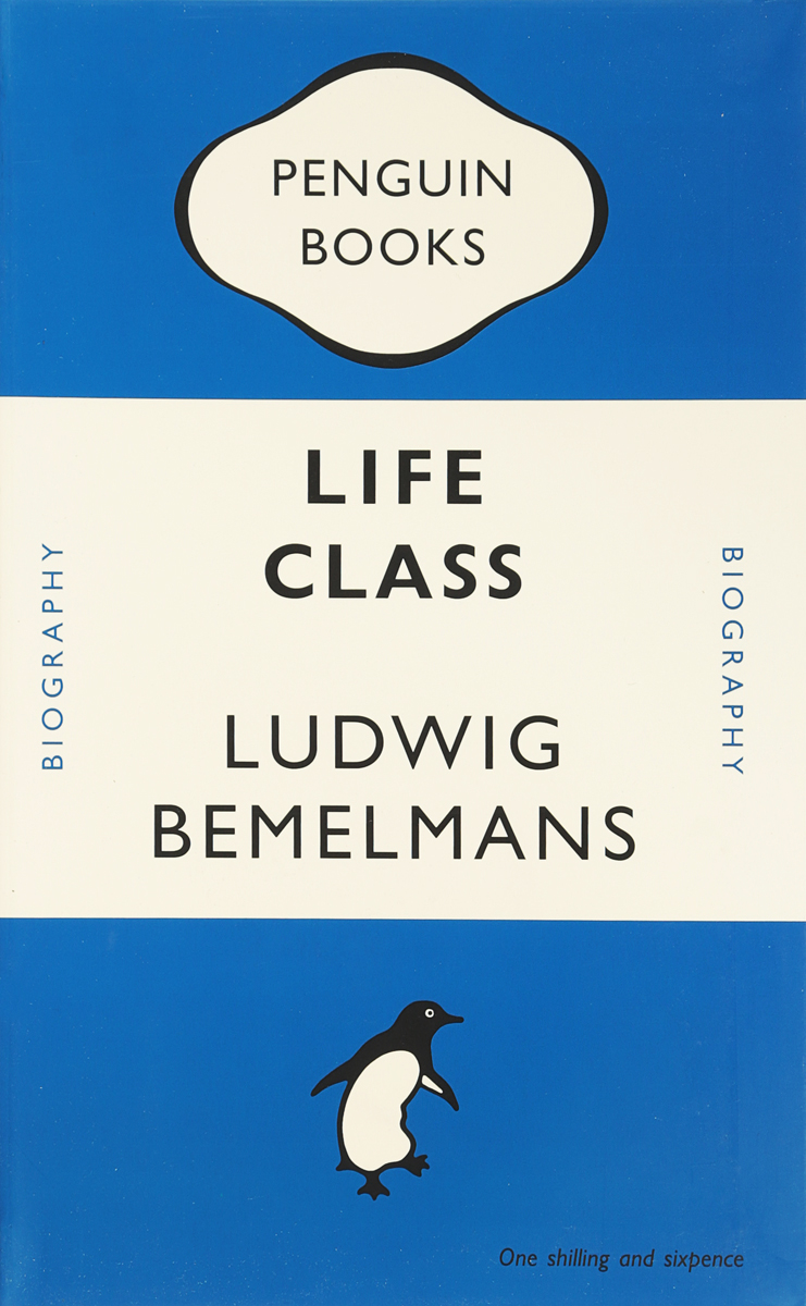 Life Class - Ludwig Bemelmans: Penguin Notebook the working class foodies cookbook