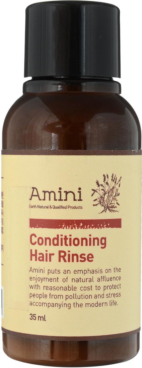 Amini Ополаскиватель-кондиционер для волос, 35 мл961942Conditioning Hair Rinse: Розовая вода и оливковое масло, входящие в состав Кондиционирующего ополаскивателя для волос, питают, увлажняют и делают мягкими даже самые сухие и ломкие волосы, а экстракт алоэ вера не дает запутаться волосам, делая процесс расчесывая простым и приятным. Масло апельсина придаст волосам восхитительный аромат сладкого спелого цитруса. Подходит для всей семьи.
