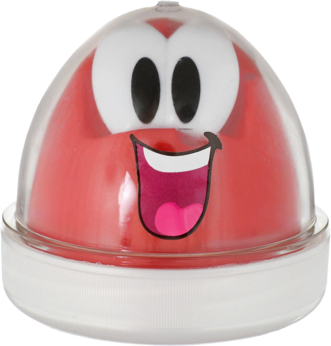 Genio Kids Пластилин для детской лепки Smart Gum светящийся в темноте цвет красный -  Пластилин