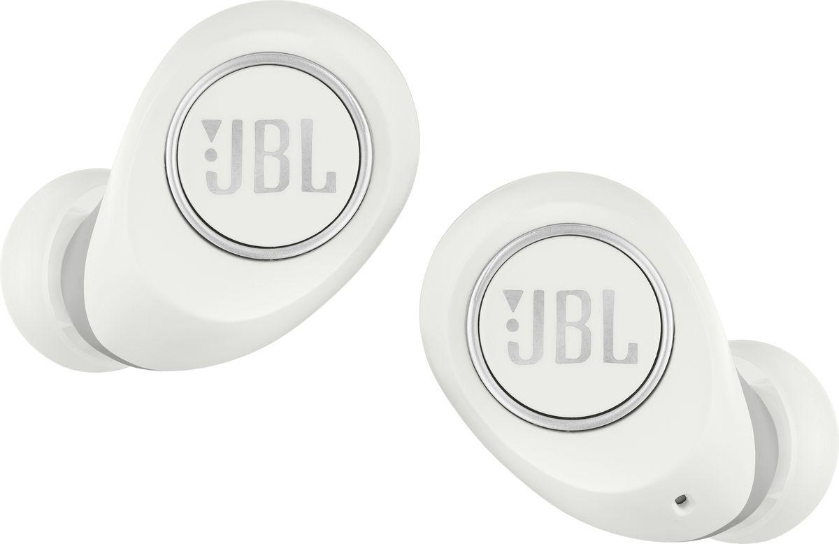 JBL Free BT, White наушники наушник