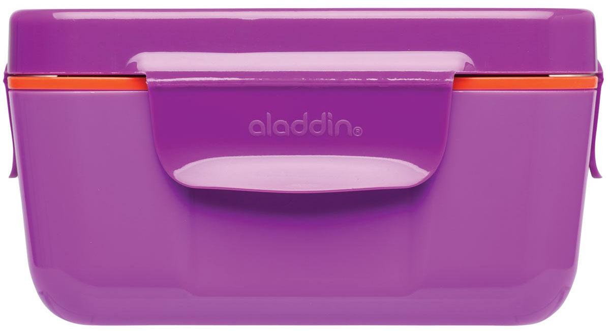 Ланч-бокс Aladdin Bento, цвет: фиолетовый, 0,47 л бокс рский мешок не наполненный