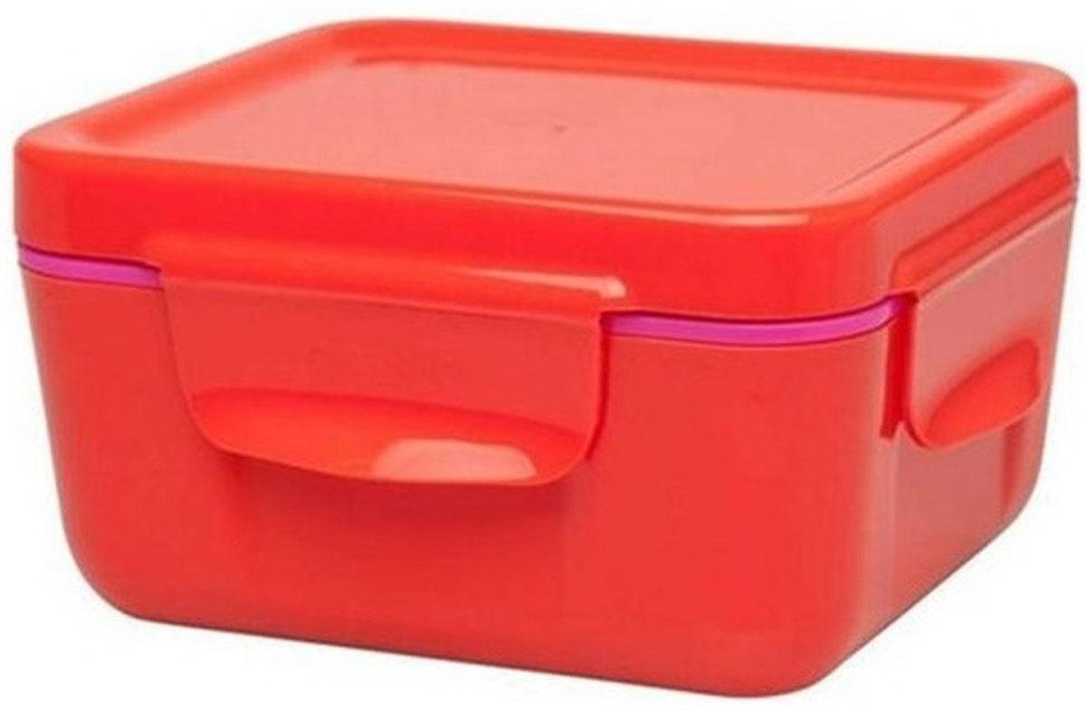 Ланч-бокс Aladdin Bento, цвет: красный, 0,47 л бокс рский мешок не наполненный