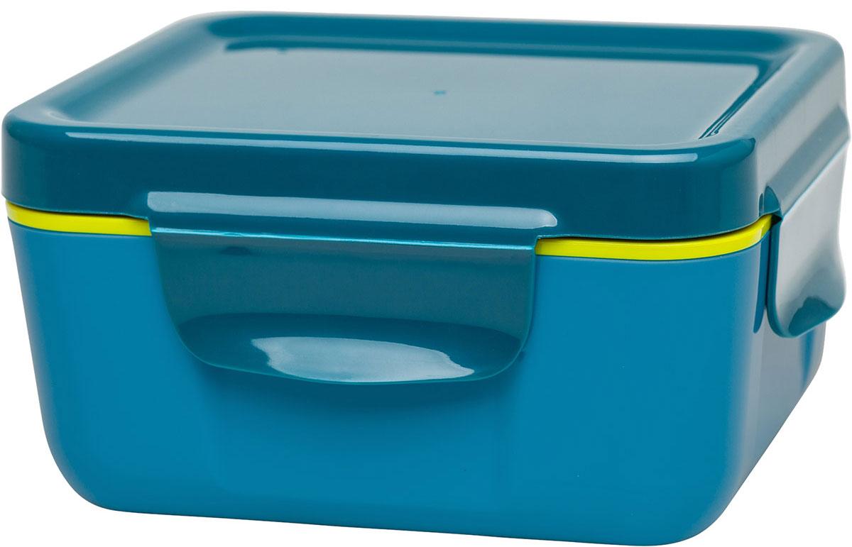 Ланч-бокс Aladdin Bento, цвет: голубой, 0,47 л10-02085-003Удобный и надежный ланч-бокс Aladdin Bento для людей, которые поддерживают активный образ жизни, увлекаются спортом, соблюдают здоровое питание или просто любят наслаждаться блюдами собственного приготовления не только дома. Ланч-бокс оснащен крышкой с защелками и сохраняет содержимое горячим не менее 3 часов. Основными преимуществами является компактность и вместительность изделия, безопасный для здоровья материал и современный, функциональный дизайн.
