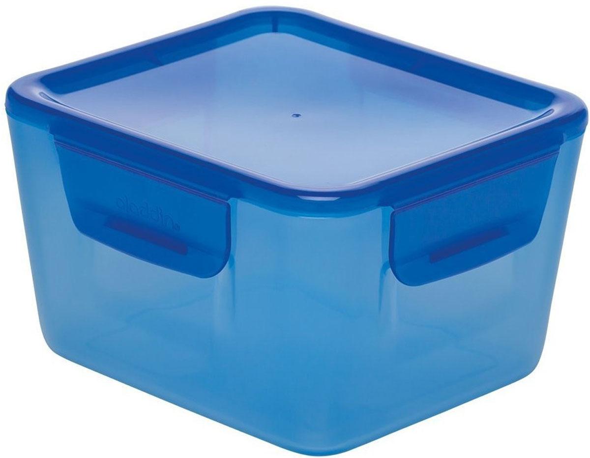 Ланч-бокс Aladdin Bento, цвет: синий, 1,2 л ланч бокс 0 27 л sun woo ланч бокс 0 27 л