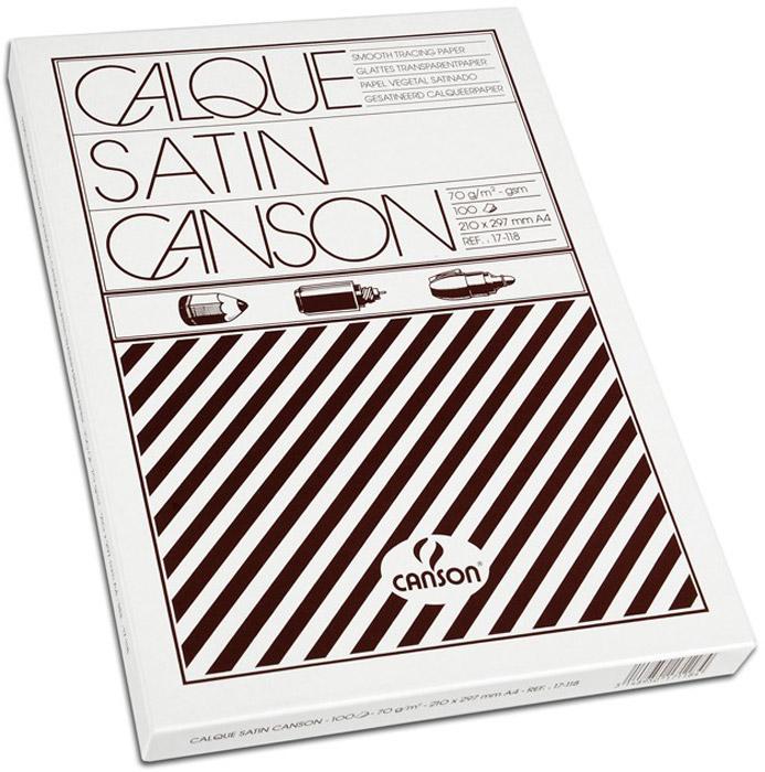 Canson Калька 21 х 29,7 см 70 г/м2 100 листов - Бумага и картон