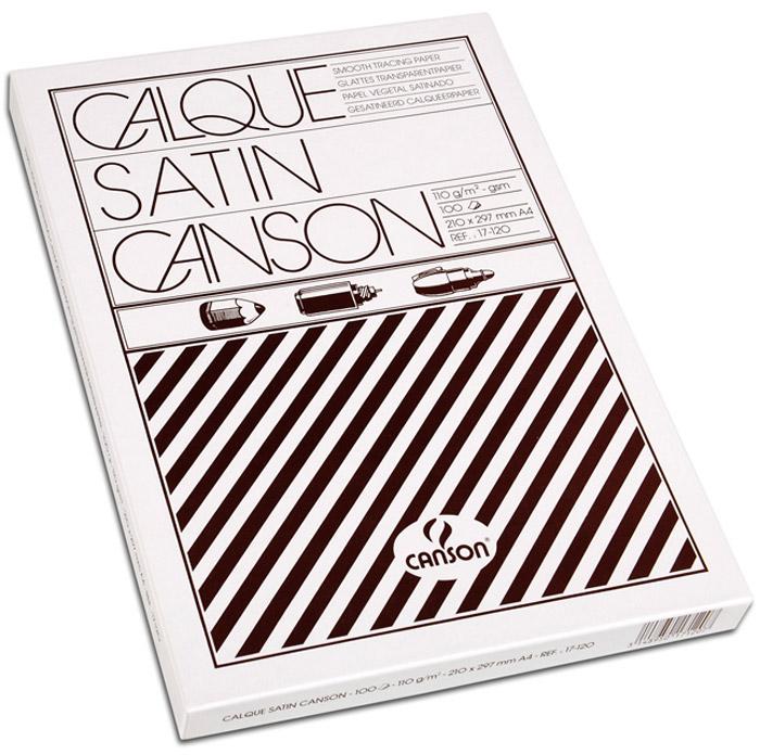 Canson Калька 21 х 29,7 см 110 г/м2 100 листов