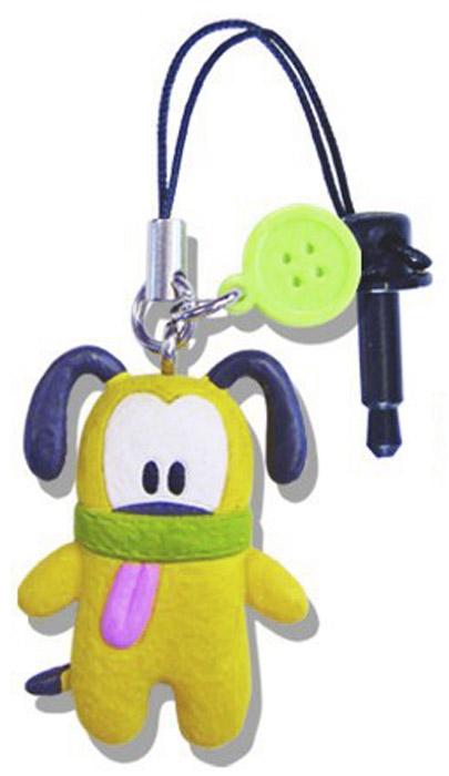 Tomy Брелок для мобильного телефона Друзья Disney цвет желтый стоимость