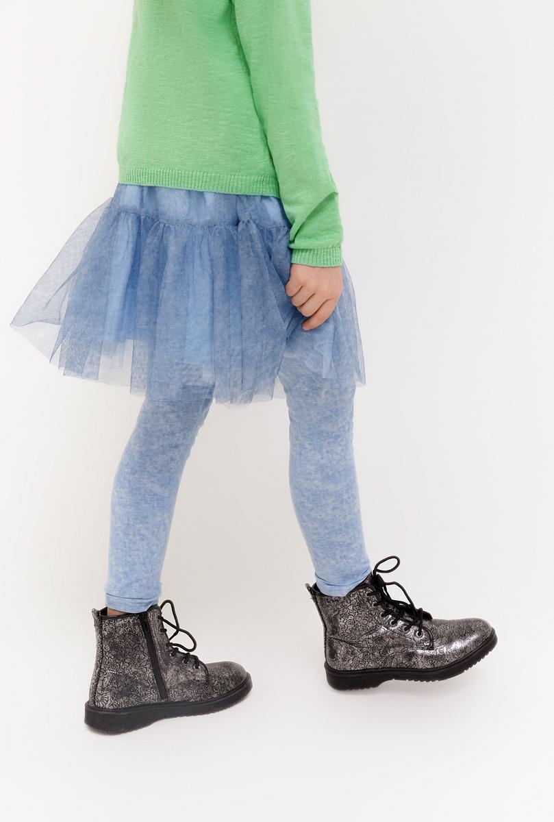 Юбка для девочки Acoola, цвет: голубой. 20210180069_400. Размер 16420210180069_400