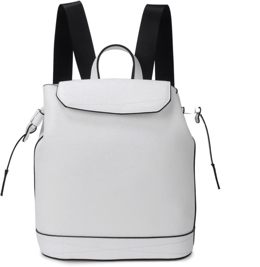 Рюкзак женский OrsOro, цвет: белый, 25 x 29 x 13 см. DS-852/1 orsoro ds 871 1 black