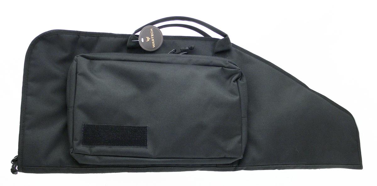 Чехол для оружия тактический Vektor, с карманом, цвет: черный, 83 х 30 см