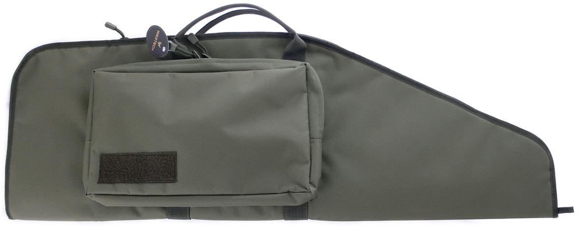 Чехол для оружия тактический Vektor цвет: зеленый, с карманом, 95 х 30 см