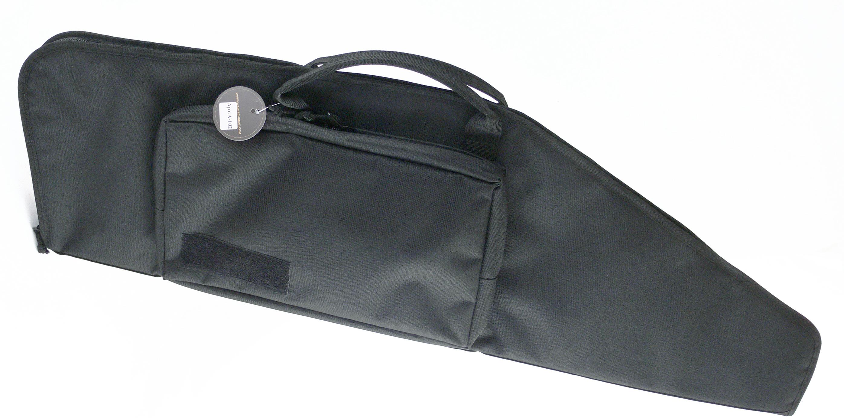 Чехол для оружия тактический Vektor, с карманом, цвет: черный, 95 х 30 см
