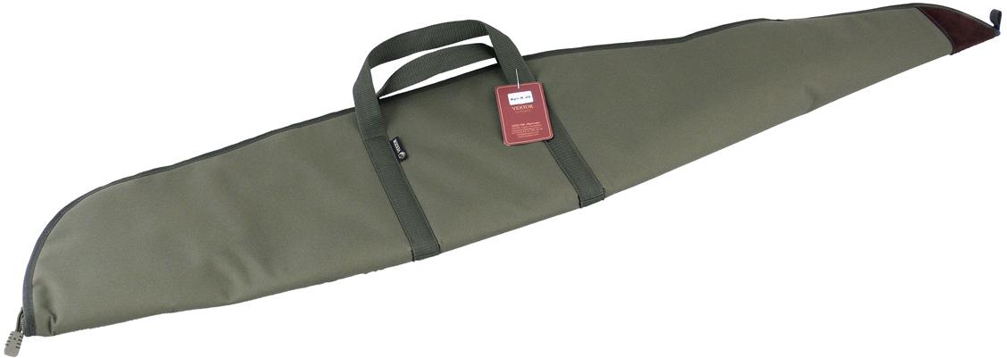 """Чехол для винтовки """"Vektor"""", цвет: зеленый, с оптикой, длина 123 см"""