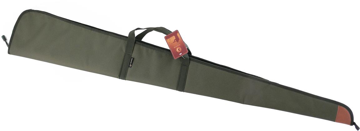 Чехол для оружия Vektor, цвет: зеленый, длина 135 см. К-22К-22Чехол выполнен из капрона. Рекомендован для хранения и транспортировки МР-153, МЦ 21-12 в разобранном состоянии. Чехол имеет ручку и регулируемый ремень, который позволяет переносить чехол не только за ручки в горизонтальном положении, но и на одном плече вертикально. Чехол закрывается молнией с одним замком. Длина внешняя 135 см, внутренняя 130 см. Компания ВЕКТОР уже много лет занимается разработкой и производством самого разного снаряжения для охотников, военных и сотрудников силовых структур. При этом используется самое современное оборудование и материалы, в цехах работают увлечённые и квалифицированные специалисты. Компания постоянно развивается и растет.