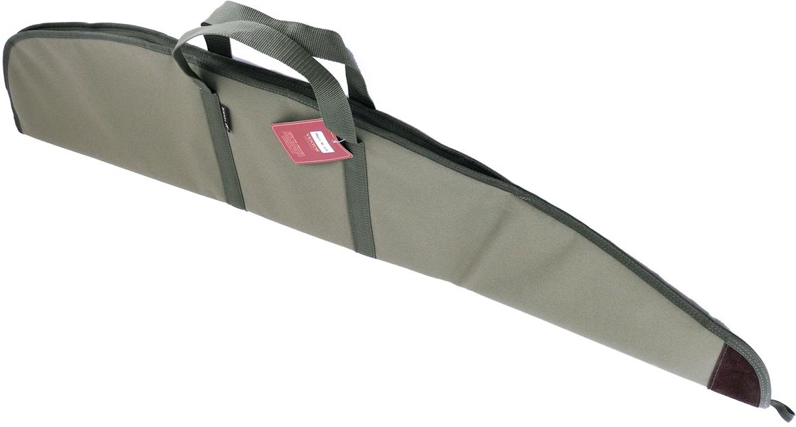 Чехол для винтовки Vektor, цвет: зеленый, с оптикой, длина 113 см