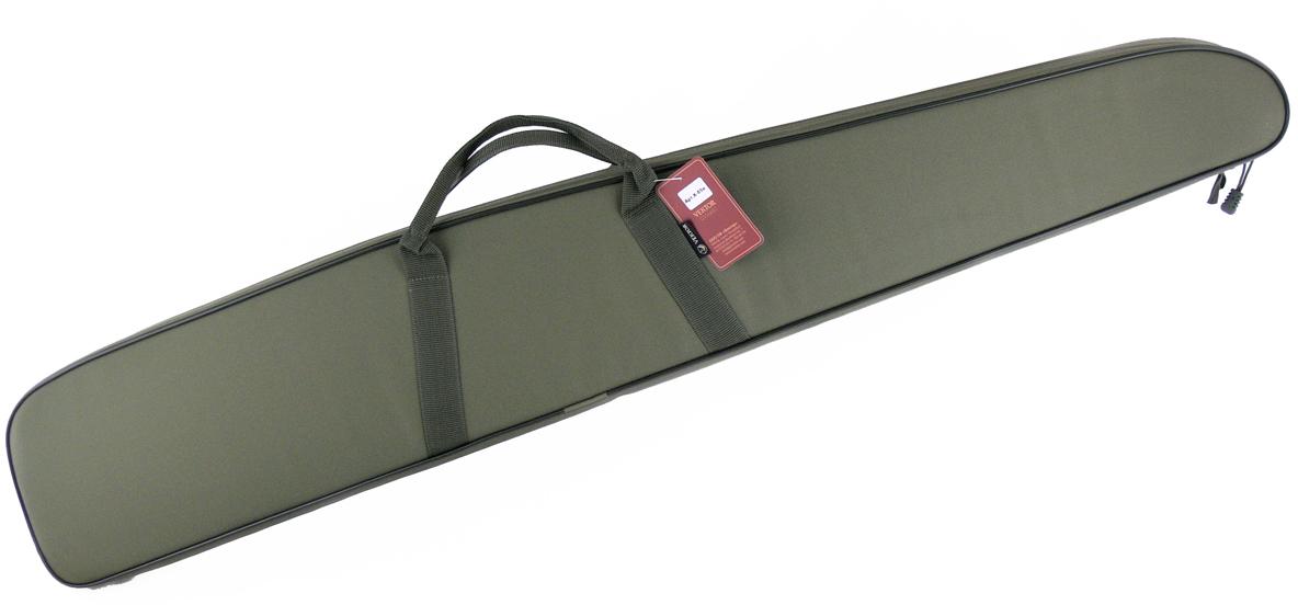 Чехол для полуавтоматического ружья Vektor, цвет: зеленый, длина 128 см