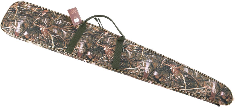 Чехол для полуавтомата Vektor, цвет: зеленый камуфляж, длина 137 см