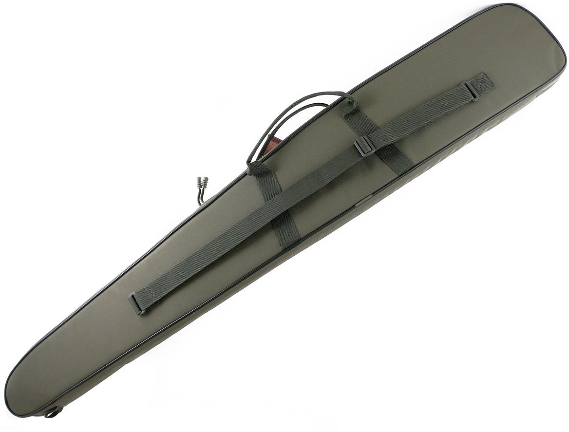 """Чехол для полуавтомата """"Vektor"""" из капрона, рекомендован для хранения и транспортировки полуавтомата. Материал использован плотный и износоустойчивый. С одной стороны находится регулируемый ремень, который позволяет переносить чехол не только за ручки в горизонтальном положении, но и на одном плече вертикально. Чехол содержит поролон и подкладку смесового материала, которые защищают оружие от царапин и других механических повреждений. Закрывается основное отделение на молнию с двумя замками. Также на чехле имеется специальная петля, которую удобно использовать при хранении чехла, подвешивая его.  Длина внешняя 137 см, внутренняя 134 см.  Компания """"Vektor"""" уже много лет занимается разработкой и производством самого разного снаряжения для охотников, военных и сотрудников силовых структур. При этом используется самое современное оборудование и материалы, в цехах работают увлечённые и квалифицированные специалисты. Компания постоянно развивается и растет."""