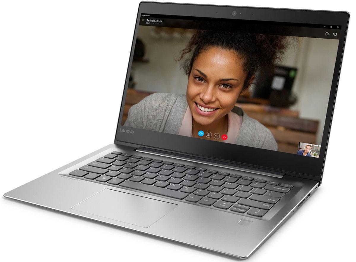 Lenovo IdeaPad 520S-14IKB, Grey (80X2000XRK)80X2000XRKТонкий и легкий 14-дюймовый ноутбук Lenovo IdeaPad 520S позволяет тебе эффективно работать иразвлекаться, где бы ты ни находился. Ультрамобильный мощный ноутбук Lenovo IdeaPad 520S отлично подойдет для работы, развлечений и игр впоездках. IdeaPad 520S на 20 процентов тоньше и на 30 процентов легче большинства ноутбуков в своем классе.Высокопроизводительный, многофункциональный процессор Intel Core i7-7500U открывает качественно новые возможности для работы,творчества и развлечений. Разбуди свою фантазию и раздвинь границы возможного при помощи ОС Windows 10, дополненной процессоромIntel Core седьмого поколения.Два динамика Harman обеспечивают отличный звук при просмотре фильмов ипрослушивании музыки. Если нужно расслабиться - просто включи и наслаждайся звуком.До трех раз более высокая (по сравнению с традиционной) скорость Wi-Fi 802.11 a/c ноутбука IdeaPad 520Sпозволит тебе путешествовать по просторам Интернета, слушать музыку или смотреть фильмы и общаться сдрузьями быстрее, чем когда-либо.С SSD емкостью 512 ГБ тебе не придется беспокоиться о том, где хранить свои данные, видео, музыку ифотографии.Точные характеристики зависят от модификации.Ноутбук сертифицирован EAC и имеет русифицированную клавиатуру и Руководство пользователя