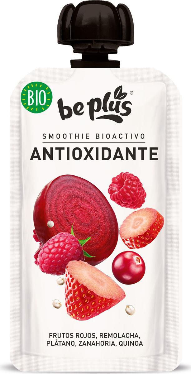 Be Plus биоактивное смузи антиоксидант, 150 г муми трубочка для молока утренний микс со вкусами малина клубника дыня ежевика банан 30 г