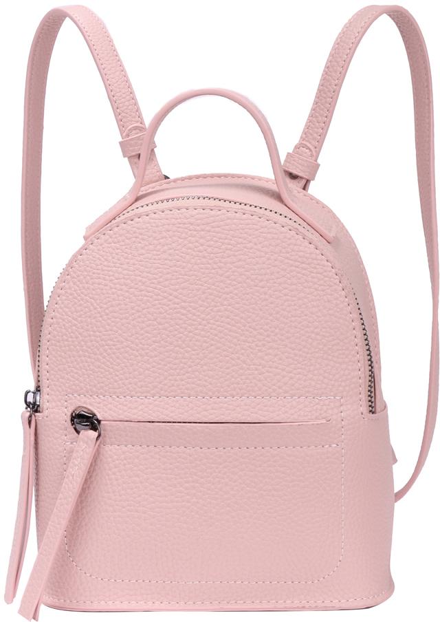 цены Рюкзак женский OrsOro, цвет: светло-розовый. DS-863/1
